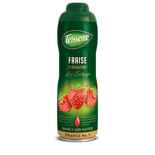 Teisseire Erdbeere 600 ml